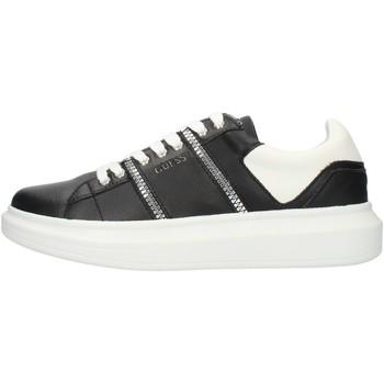 Schoenen Heren Lage sneakers Guess FM7SAILEA12 Black