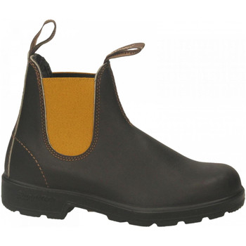 Schoenen Dames Laarzen Blundstone BLUNDSTONE COLLECTION brown-mustard