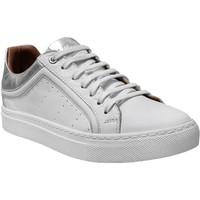 Schoenen Dames Lage sneakers K.mary Clan Wit / zilver