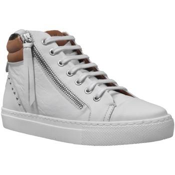 Schoenen Dames Hoge sneakers K.mary Clade Wit
