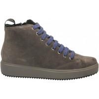 Schoenen Dames Sneakers IgI&CO DHN 61622 grig-scuro