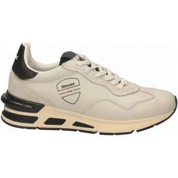 Schoenen Heren Sneakers Blauer HILOXL02 white