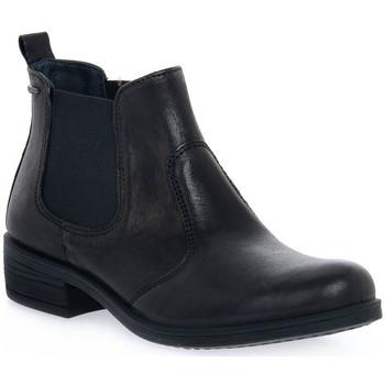 Schoenen Dames Enkellaarzen IgI&CO GILDA Nero