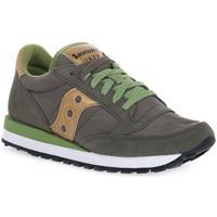 Schoenen Dames Lage sneakers Saucony JAZZ OLIVE GOLD Verde