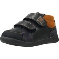 Schoenen Jongens Lage sneakers Garvalin 201330 Blauw