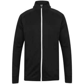 Textiel Heren Sweaters / Sweatshirts Finden & Hales  Zwart/Wit