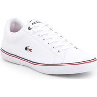 Schoenen Heren Lage sneakers Lacoste Lerond 7-35CAM014821G white