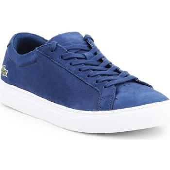 Schoenen Heren Lage sneakers Lacoste 7-31CAM0138120 navy