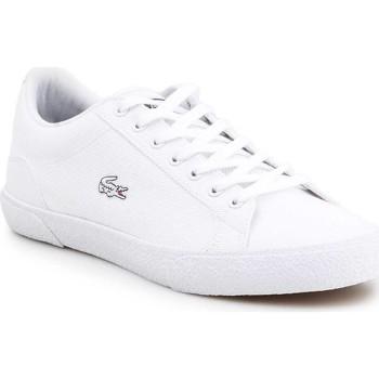 Schoenen Heren Lage sneakers Lacoste Lerond 7-38CMA005621G white