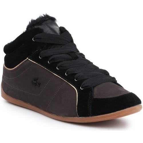 Schoenen Dames Hoge sneakers Lacoste Missano MID 7-26SRW42072B6 black