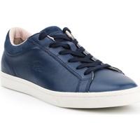 Schoenen Dames Lage sneakers Lacoste Straightset 7-30SRW0028003 navy