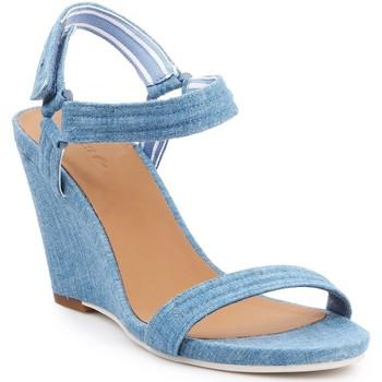 Schoenen Dames Sandalen / Open schoenen Lacoste Karoly 7-29SRW2314125 blue