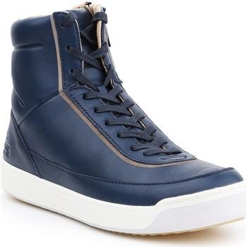 Schoenen Dames Hoge sneakers Lacoste Explorateur 7-32CAW0118003 navy