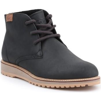 Schoenen Dames Laarzen Lacoste Manette 7-34CAW0038024 Navy blue