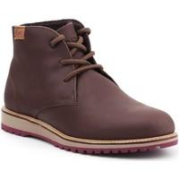 Schoenen Dames Laarzen Lacoste Manette 7-34CAW0038176 brown