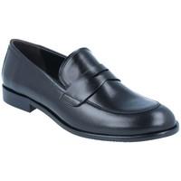 Schoenen Dames Mocassins Luis Gonzalo Zapatos Mocasines Casual para Mujer de  5135M Zwart