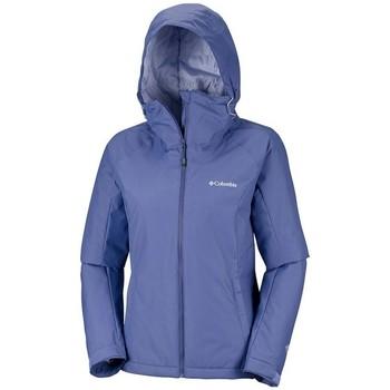 Textiel Dames Windjack Columbia  Blauw