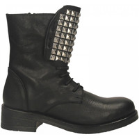 Schoenen Dames Enkellaarzen Way Out London WASH nero
