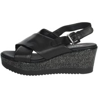 Schoenen Dames Sandalen / Open schoenen Repo 51529-E0 Black