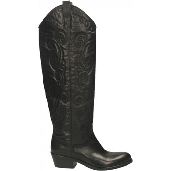 Schoenen Dames Hoge laarzen Now MALAGA nero