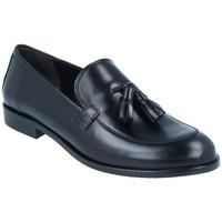 Schoenen Dames Mocassins Luis Gonzalo Zapatos Mocasines para Mujer de  5133M Zwart