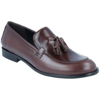 Schoenen Dames Mocassins Luis Gonzalo Zapatos Mocasines para Mujer de  5133M Bruin