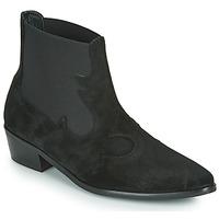 Schoenen Dames Laarzen Fericelli NANTIAG Zwart