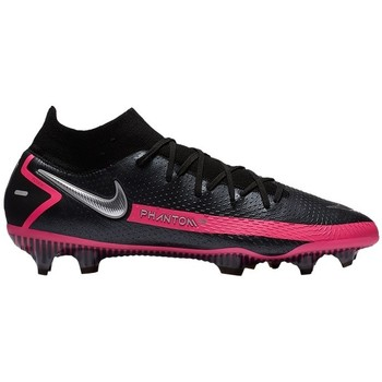 Schoenen Heren Voetbal Nike Phantom GT Elite Dynamic Fit FG Schwarz