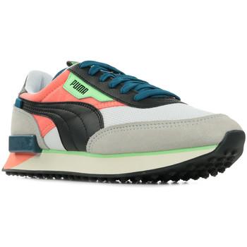 Schoenen Dames Lage sneakers Puma Future Rider Neon Play Grijs