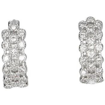 Horloges & Sieraden Dames Oorbellen Luna Collection 50050 Zilver