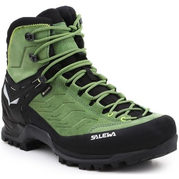 Schoenen Heren Wandelschoenen Salewa Salomon MS MTN Trainer MID GTX 63458-5949 black, green