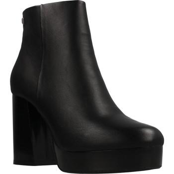 Schoenen Dames Enkellaarzen MTNG 58243M Zwart
