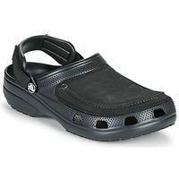 Schoenen Heren Klompen Crocs YUKON VISTA II CLOG M Zwart