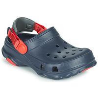 Schoenen Kinderen Klompen Crocs CLASSIC ALL-TERRAIN CLOG K Blauw