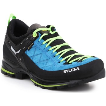 Schoenen Heren Wandelschoenen Salewa MS MTN Trainer 2 GTX 61356-8375 black, blue