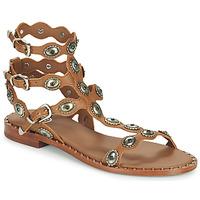 Schoenen Dames Sandalen / Open schoenen Ash PHOENIX Bruin