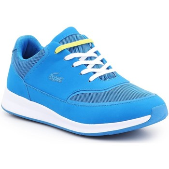 Schoenen Dames Lage sneakers Lacoste Chaumont Lace 217 7-33SPW1022125 blue