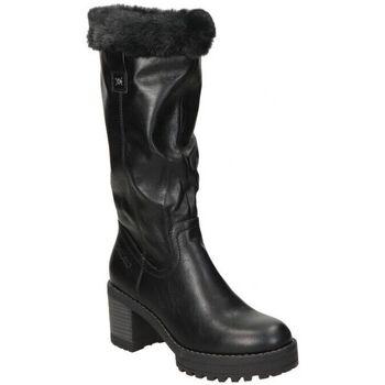 Schoenen Dames Hoge laarzen Chika 10 BOTAS CHK10 PILAR 09 MODA JOVEN NEGRO Noir