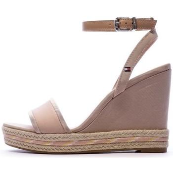 Schoenen Dames Sandalen / Open schoenen Tommy Hilfiger  Roze