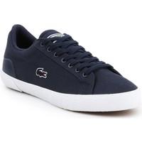 Schoenen Heren Lage sneakers Lacoste Lerond 319 5 CMA 7-38CMA0056092 navy