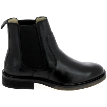Schoenen Heren Laarzen Kickers Alphasea Noir Zwart