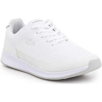 Schoenen Dames Lage sneakers Lacoste Chaumont 118 3 SPW 7-35SPW002565T white