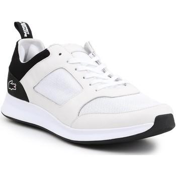 Schoenen Heren Lage sneakers Lacoste Joggeur 217 1 G 7-33TRM1004147 white, beige, black