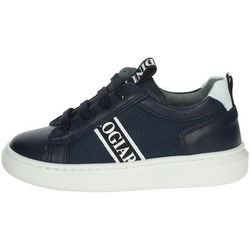 Schoenen Kinderen Lage sneakers Nero Giardini I023922M Blue