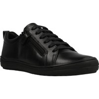 Schoenen Meisjes Lage sneakers Geox J HADRIEL GIRL Zwart