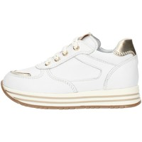 Schoenen Meisjes Hoge sneakers Nero Giardini I021525F White