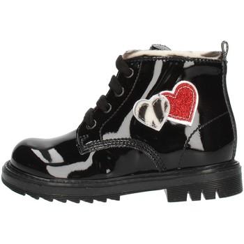 Schoenen Meisjes Enkellaarzen NeroGiardini I021502F Black