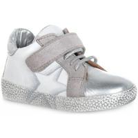 Schoenen Jongens Lage sneakers Grunland BIANCO NOON Bianco