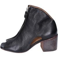 Schoenen Dames Enkellaarzen Moma BK475 ,