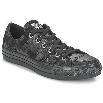 Schoenen Dames Lage sneakers Converse CHUCK TAYLOR ALL STAR HARDWARE Zwart
